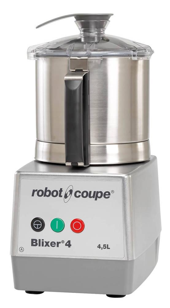 Stolní BLIXER 4 A, 230V 1 RYCHLOST (Mixér do kuchyně, Robot Coupe)