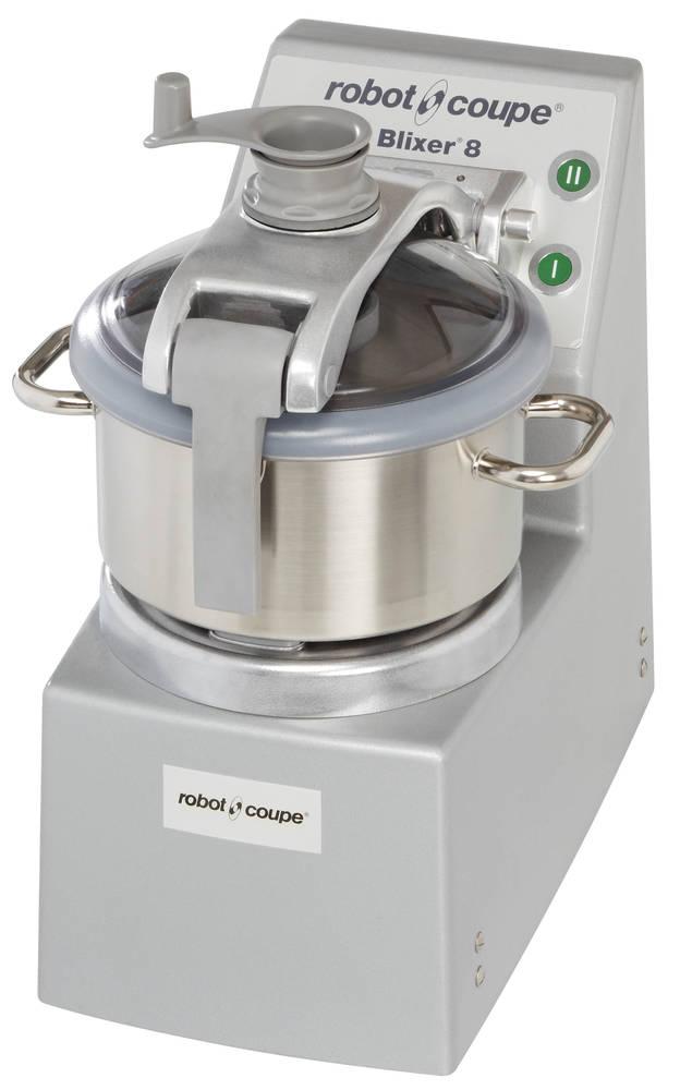 Stolní BLIXER 8, 2 RYCHLOSTI (Mixér do kuchyně, Robot Coupe)