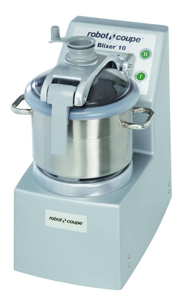 Stolní BLIXER 10, 2 RYCHLOSTI (Mixér do kuchyně, Robot Coupe)