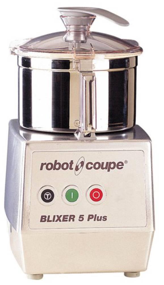 Stolní BLIXER 5 A PLUS, 230V 1 RYCHLOST (Mixér do kuchyně, Robot Coupe)