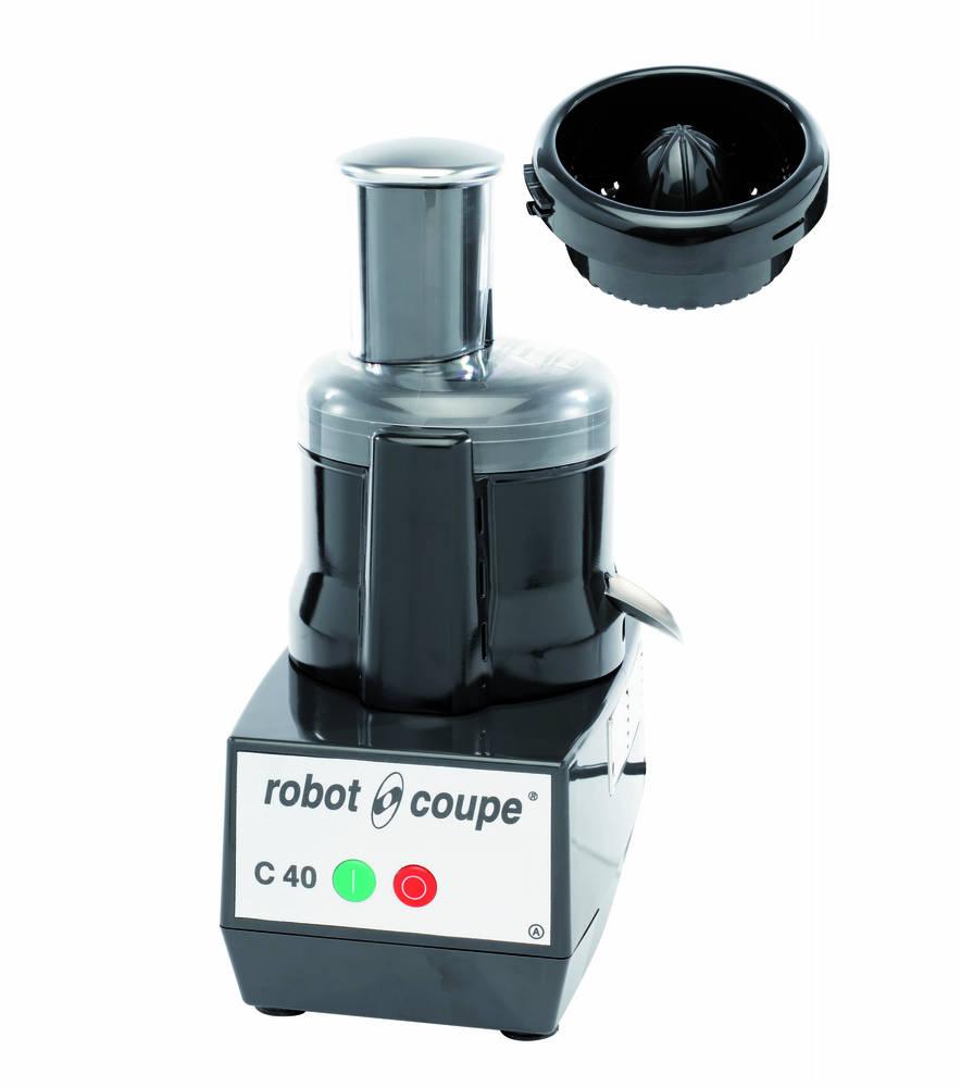 ODSTŘEDIVKA/LIS NA OVOCE A ZELENINU C 40 A (Odšťavňovač na zeleninu a ovoce, Robot Coupe)