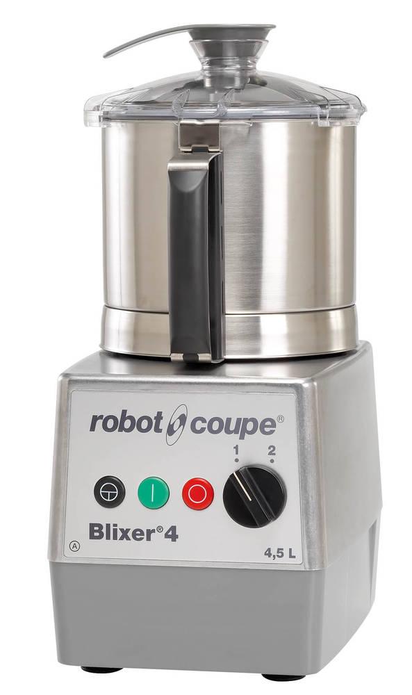 Stolní BLIXER 4 A, 400V 2 RYCHLOSTI (Mixér do kuchyně, Robot Coupe)