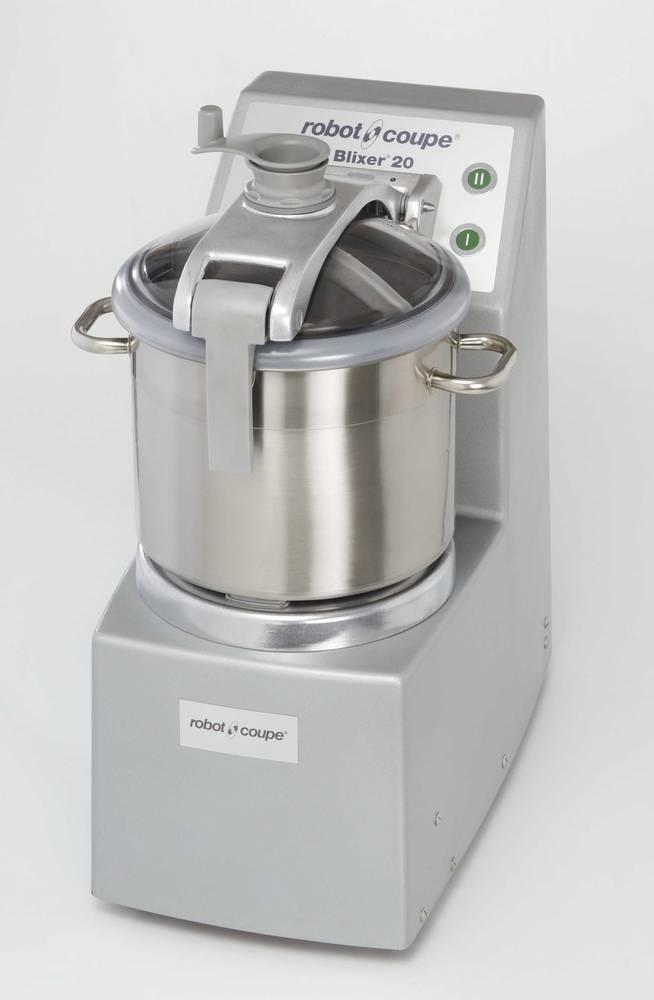 Stolní BLIXER 20, 2 RYCHLOSTI (Mixér do kuchyně, Robot Coupe)